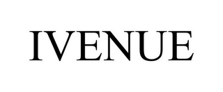 mark for IVENUE, trademark #85768273