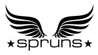 mark for SPRUNS, trademark #85768567