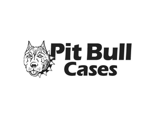 mark for PIT BULL CASES, trademark #85768753