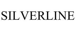 mark for SILVERLINE, trademark #85768830