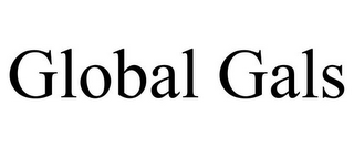 mark for GLOBAL GALS, trademark #85769284