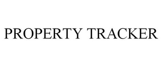 mark for PROPERTY TRACKER, trademark #85769304