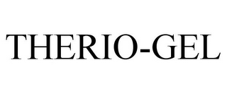 mark for THERIO-GEL, trademark #85769481