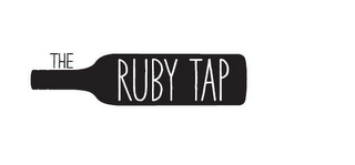 mark for THE RUBY TAP, trademark #85769821