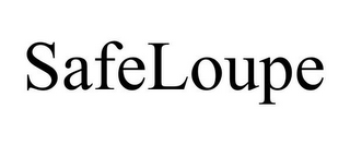mark for SAFELOUPE, trademark #85769919
