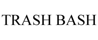 mark for TRASH BASH, trademark #85770018