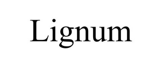 mark for LIGNUM, trademark #85770443