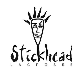 mark for STICKHEAD L A C R O S S E, trademark #85770575