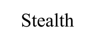 mark for STEALTH, trademark #85770725