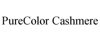 mark for PURECOLOR CASHMERE, trademark #85770789