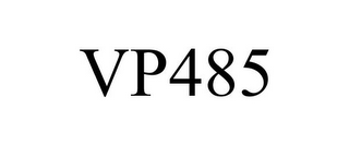 mark for VP485, trademark #85770820