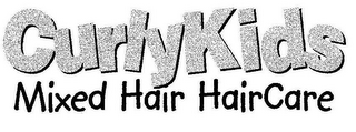 mark for CURLY KIDS MIXED HAIR HAIR CARE, trademark #85770860