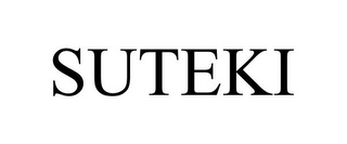 mark for SUTEKI, trademark #85770911