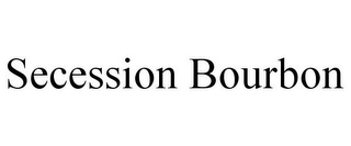 mark for SECESSION BOURBON, trademark #85770924