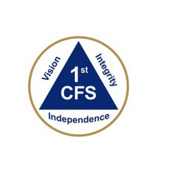 mark for 1ST CFS VISION INTEGRITY INDEPENDENCE, trademark #85771103