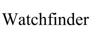 mark for WATCHFINDER, trademark #85771140