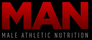 mark for MAN MALE ATHLETIC NUTRITION, trademark #85771156