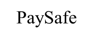 mark for PAYSAFE, trademark #85771297