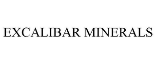 mark for EXCALIBAR MINERALS, trademark #85771338