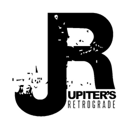 mark for JR JUPITER'S RETROGRADE, trademark #85771380