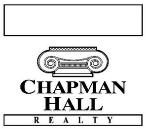 mark for CHAPMAN HALL REALTY, trademark #85771424