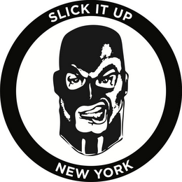 mark for SLICK IT UP NEW YORK, trademark #85771558