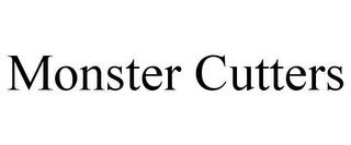 mark for MONSTER CUTTERS, trademark #85771647