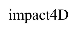 mark for IMPACT4D, trademark #85771765