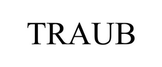 mark for TRAUB, trademark #85771900
