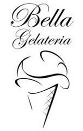 mark for BELLA GELATERIA, trademark #85772489