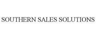 mark for SOUTHERN SALES SOLUTIONS, trademark #85772636