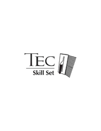mark for TEC SKILL SET, trademark #85772944
