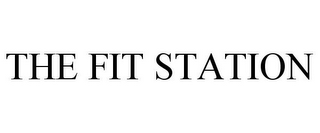 mark for THE FIT STATION, trademark #85773361