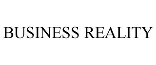 mark for BUSINESS REALITY, trademark #85773436