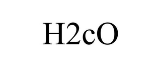 mark for H2CO, trademark #85773597