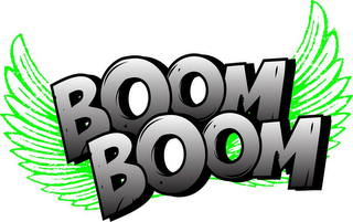mark for BOOM BOOM, trademark #85773760