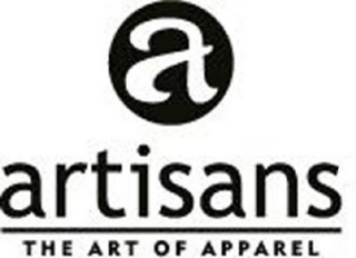 mark for ARTISANS THE ART OF APPAREL A, trademark #85773802