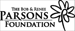 mark for THE BOB & RENEE PARSONS FOUNDATION P, trademark #85773868