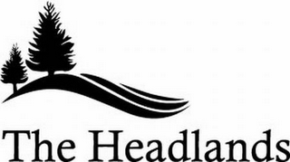 mark for THE HEADLANDS, trademark #85773965