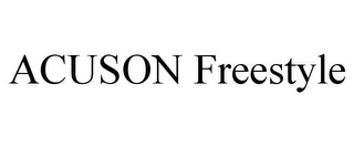 mark for ACUSON FREESTYLE, trademark #85773992