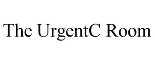 mark for THE URGENTC ROOM, trademark #85774102