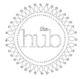 mark for THE HUB, trademark #85774121