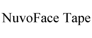 mark for NUVOFACE TAPE, trademark #85774172