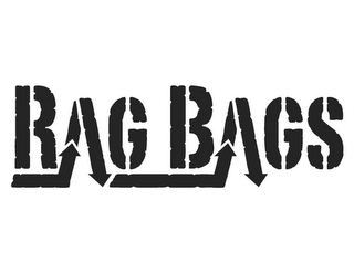mark for RAG BAGS, trademark #85774199