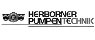 mark for FP HERBORNER PUMPENTECHNIK, trademark #85774276