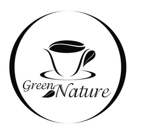 mark for GREEN NATURE, trademark #85774299