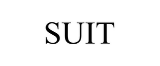 mark for SUIT, trademark #85774300