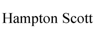 mark for HAMPTON SCOTT, trademark #85774597