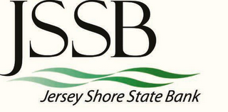 mark for JSSB JERSEY SHORE STATE BANK, trademark #85774702