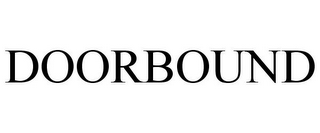 mark for DOORBOUND, trademark #85774713